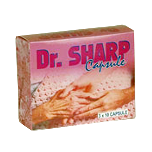 Dr Sharp Capsule
