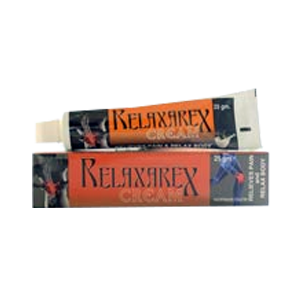 Relaxarex Cream